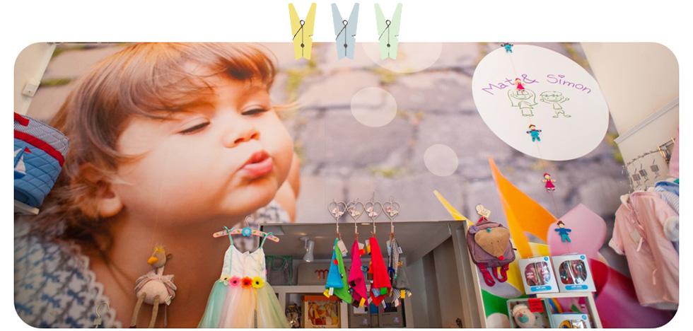 boutique per bambini